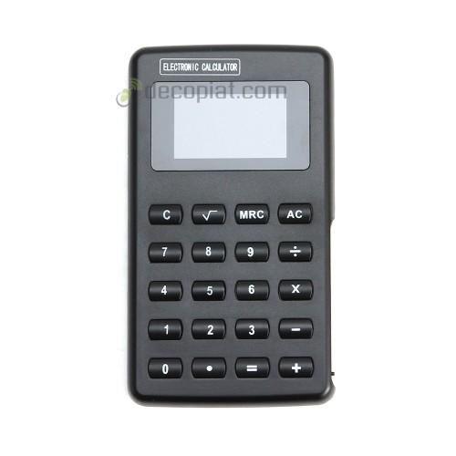 Calculator de copiat cu text reader, imagini, video, audio